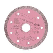 """Disco diamantato taglio Gres-Ceramica CER-ROSA TURBO § 115MM """"MAXIMA"""""""