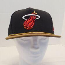 NEW ERA NBA MIAMI HEAT A-FRAME SNAPBACK CAP HAT MEDIUM LARGE NWT