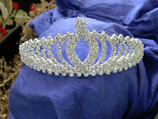GREAT for a PRINCESS QUEEN BRIDE GODDESS SP SPARKLING RHINESTONE TIARA CROWN