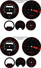 HONDA CB900F2 BOL D'OR SPEEDOMETER TACH REV COUNTER GAUGE DIAL OVERLAYS