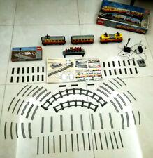 Lego 7740 Intercity 12 Volt Eisenbahn mit Original box + Lego 7806 Signal