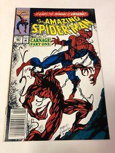 Amazing Spider Man 361 - 1st Carnage - FN/VF