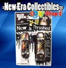 Tech Deck - World Industriies Ronson Lambert's - New & Thrashed Spin Master 2010