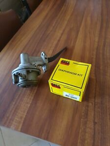 Original Holden 253 308 V8 Fuel Pump H Series WB + New  Goss Diaphragm Kit
