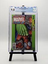 Ultimate Marvel Team-Up #3 - Spider-Man & Hulk (Marvel, 2001) - CGC 9.8 WP