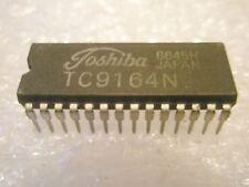 (x2pcs) TOSHIBA TC 9164N 28-PIN CMOS DIGITAL I.C. (high voltage analog switch)