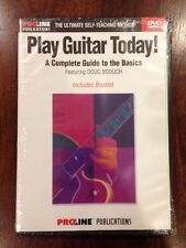 NEW ProLine Play Guitar Today! (DVD) Featuring Doug Boduch