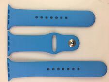 Original Apple Watch Series 5 4 3 2 1 Sport Band 42mm 44mm Blue 2nd Generation