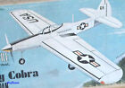 """Midwest Profile Warbird Plans: 33"""" P-63 Kingcobra for .15 Engines"""