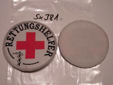 Rotes Kreuz Abzeichen Rettungshelfer mit Klett 1 Stück (sx381)