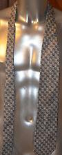 Bonito corbata de seda HUGO BOSS gris