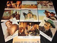DEUX HOMMES DANS L' OUEST Blake Edwards  18 photos lobby cards cinema western