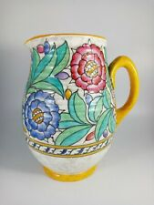 More details for a charlotte rhead persian rose jug - fully signed to the base - perfect
