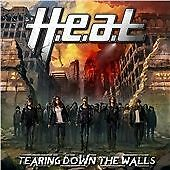 H.E.A.T - Tearing Down The Walls New CD
