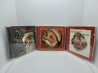 Christmas Music LOT Of 3 CDs