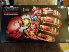 Marvel Legends Series Avengers Endgame Ironman Power Gauntlet BRAND NEW!!!!
