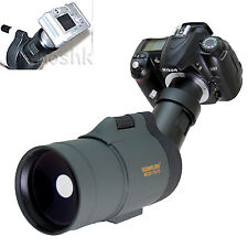 25-75x 5500mm Telescope M42 For Nikon D600 D3200 D800 D800E D4 D5100 Cameras
