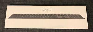 Apple Magic Keyboard with Numeric Keypad - German Layout - Space Grey