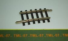 Voie HORNBY ACHO - Rail Courbe 1/4 - R1 Rayon Standard 381 mm - Ref 7620 - 7,5°
