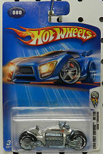 MOTORCYCLE BIKE TOMAHAWK CONCEPT DODGE FE 2004 1ST BOYS MOPAR HW HOT WHEELS