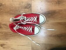 Converse All Star Men's Size 9 Casual Shoes