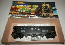 Athearn HO Scale Baltimore & Ohio 323000 Four Bay Hopper #1753