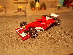 Kyosho Ferrari F1 F2002 1/64