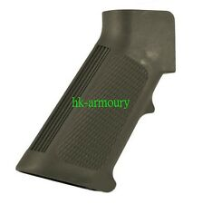 DBOYS M4/16 AEG Motor Grip with Bottom Cover for Airsoft (OD, GREEN)