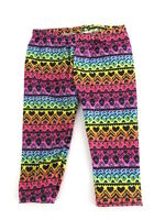 "Tribal Print Leggings Fits American Girl 18"" Doll Clothes"
