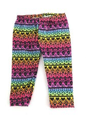 "Tribal Print Leggings Fits American Girl 18"" Doll Clothes"