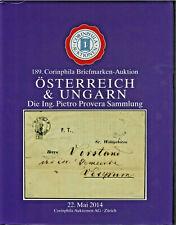 Austria and Hungary - Corinphila Auction Catalog - Hardbound