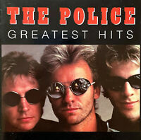The Police CD Greatest Hits (VG+/VG+)