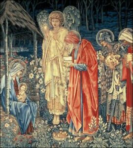 Charity Christmas Cards Pack Of 5 The Adoration Of The Magi