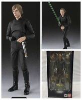 "S.H.Figuarts Star Wars Luke Skywalker Jedi Knight Action Figure 6"" SHF Toy Gift"