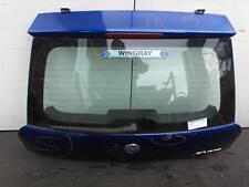 2007 FIAT GRANDE PUNTO 5 Door Hatchback Blue Painted Bootlid / Tailgate