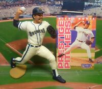 1996  RICKY BONES Starting Lineup Loose Baseball Figure & Card MILWAUKEE BREWERS