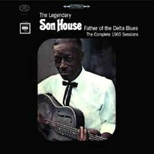 Son House / Father Of The Delta Blues 1965 Sessions - Vinyl 2LP 180g audiophil