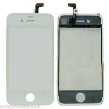 Ricambio Vetro + Touch Screen per iPhone 4S Bianco - Vetrino No Schermo LCD