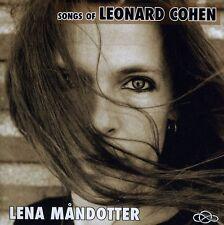 Lena Måndotter - Songs of Leonard Cohen [New CD]