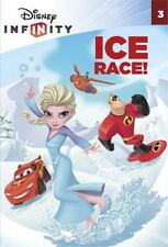 A Stepping Stone Book(TM): Ice Race! (Disney Infinity) by Amy Weingartner (2015,