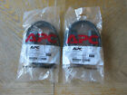 Lot of 2 New APC AC2-3 3 foot 250 Volt 15 Amp C13 to C14 Power Cord