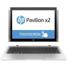 """HP Pavilion x2 12"""" Tablet 128GB With Keyboard Natural silver"""