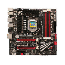 New ASUS MAXIMUS IV GENE-Z Genuine Intel Motherboard Z68 LGA1155 Micro ATX Test