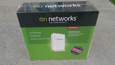 On Networks N150R WiFi Router Wireless N150 Wi-Fi NEW