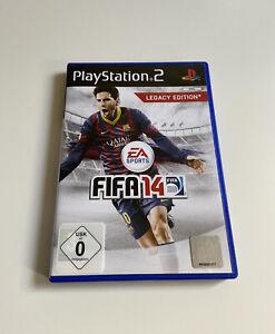 Sony Playstation PS2 Spiel - Fifa 14 TOP