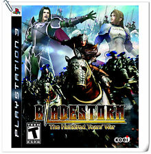 PS3 Bladestorm The Hundred Years' War & Nightmare SONY Action Games Koei
