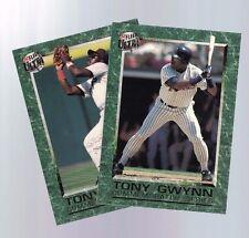 2 Card Lot 1992 Fleer Ultra Tony Gwynn Commemorative Series Special #1 & #2