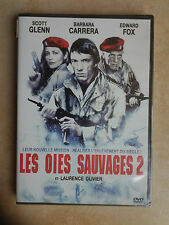 19279 // LES OIES SAUVAGES 2 DVD NEUF SOUS BLISTER