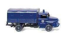 THW - Camion BATTAGLIA ( FORD FK 2500) 1955 WIKING 069320 H0 1:87 Camion modello