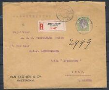 NR.69 MET GROOTR. AMSTERDAM 11 6 SEP 13 OP R-COUVERT AMSTERDAM KERKSTRAAT  Ad834
